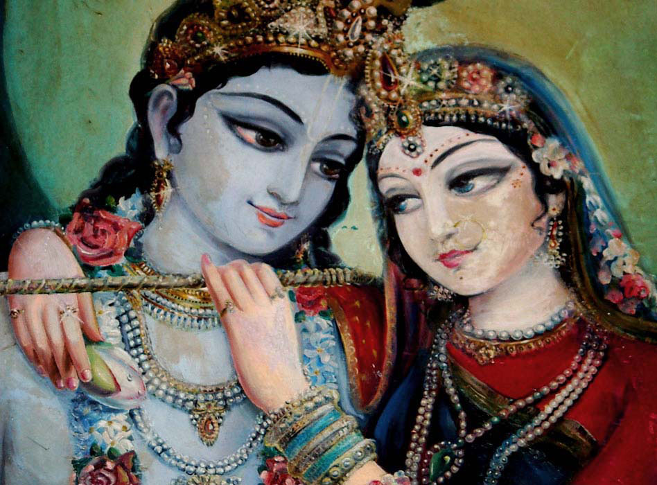 Blog archive for Mural radha krishna