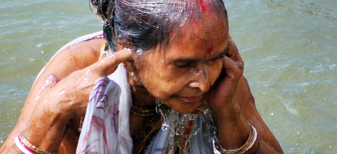 RK bathing