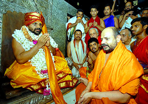 """history of bhakti movement The word bhakti is derived from a sanskrit word for """"sharing"""" it was used to describe a new type of path to moksha (""""liberation from the cycle of reincarn."""