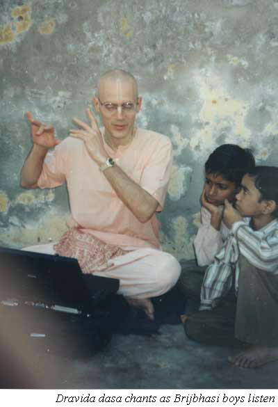 Dravida dasa chants
