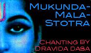 Mukanda-mala-stotra logo